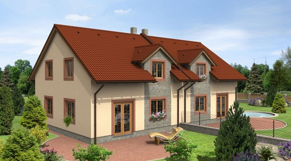 Duplex semi-detached house - nr.9