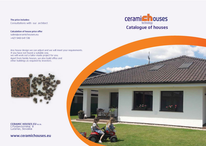 Catalogue of CERAMIC HOUSES